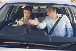 Teaching a son or daughter to drive a car is providing a valuable life skill. Photo / Thinkstock