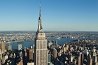 Built in 1931, the Empire State Building is still one of the wonders of the modern world. Photo / Bloomberg
