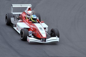 The Toyota Racing Series two-seater. Photo / Bruce Jenkins