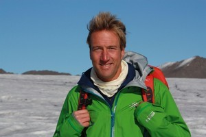 Ben Fogle describes his adventuring style as 'accessible.' Photo / Supplied