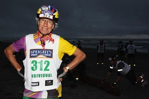 Veteran: Mike Ward. Photo / Getty Images