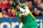 Richard Levi hopes to emulate allround master Jacques Kallis - they both went to the same Cape Town college, albeit 17 years apart. Photo / Getty Images