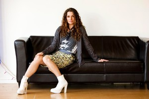 Actress Danielle Cormack is starring in Top Girls. Photo /  Babiche Martens.