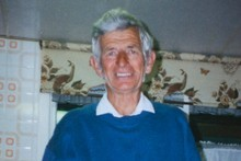 Mervyn Carr died when his car missed a hairpin bend and rolled off Te Mata Peak Road. Photo / Supplied