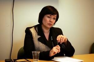 Clinical services manager Fionnagh Dougan. Photo / Janna Dixon