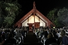 Waitangi Day dawn service. Photo / Natalie Slade