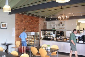Calliope Road Cafe, Devonport. Photo / Greg Bowker