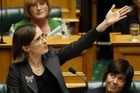 Mojo Mathers follows a line of notable 'firsts' in Parliament. Photo / Mark Mitchell