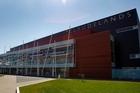 The original plans for Claudelands included a sports centre. Photo / Christine Cornege