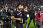 Piri Weepu and his older daughter Keira. Photo / Daily Post
