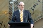 State Owned Enterprises Minister Tony Ryall. Photo / APN