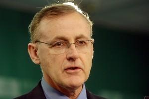 Alan Bollard. File photo / NZPA