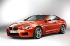 BMW M6 coupe. Photo / Supplied