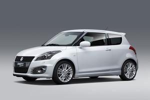 Suzuki Swift Sport. Photo / Supplied