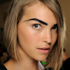 3. A boyish brow looks athletic and is right on trend. Keep the rest of the face simple and let the look frame your eyes. Photo / Supplied