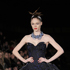 The Zac Posen fall 2012 collection is modelled during Fashion Week in New York. Photo / AP