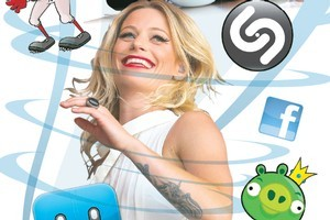 We've shared some of our favourite mobile apps. What do you enjoy using? Photo / NZ Herald graphic