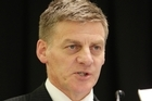 Bill English used the word 'guess' - not one commonly used by a Finance Minister. Photo / Mark Mitchell