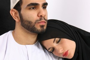 Muslim and Arab women are encouraged to explore the intimacies of their marriage - mainly to do with their sex life - this Valentine's Day. Photo / Thinkstock