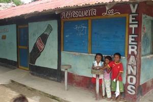 Kuna people from northern Panama's isolated San Blas islands. Photo / Carol Atkinson