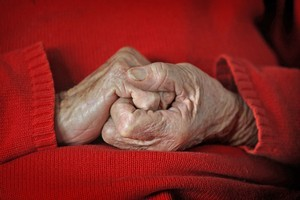 The Waikato DHB is worried about the elderly. Photo  / APN