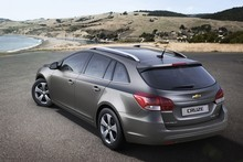 Cruze wagon. Photo / Supplied