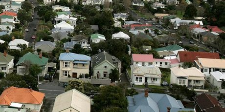 Auckland  needs at least 10,000 new homes each year. Photo / Chris Skelton