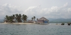 View: San Blas Islands, Panama, Central America