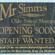 Hopeful: 'Help Wanted' for a Mr Simms Olde Sweet Shoppe opening soon. Photo / Chris Barton