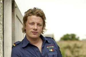 Jamie Oliver. Photo / APN