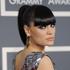 Jessie J was rocking a metallic, fishtail gown by Julien Macdonald. Photo / AP