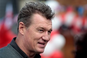 Former All Black John Kirwan, who has a raft of coaching experience overseas, wants to return to New Zealand and covets mentoring the Blues. Photo / Sarah Ivey