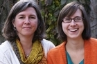 Rachel Conley (right) was killed in the Christchurch earthquake Her mother Deb (left) says the quake inquiry has brought her closure. Photo / supplied