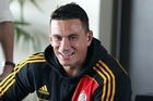 Sonny Bill Williams. Photo / Andrew Warner