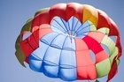 A parachute jumper was injured at Muriwai. Photo / Thinkstock