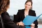 A good first impression and a well-worded application go a long way towards job interview success. Photo / Thinkstock