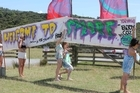 Welcome to Splore. Photo / Liam Gold