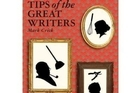Book cover of The Household Tips of the Great Writers. Photo / Supplied