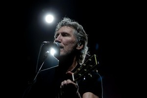 Roger Waters is still in top form as he performs at Vector Arena. Photo / Chris Loufte