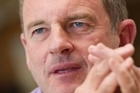 Opposition leader David Shearer is a relatively green parliamentarian but seems well able to manage political wrestling matches. Picture / Paul Estcourt