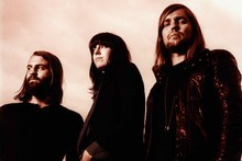 Southampton trio Band of Skulls are destined to make it big. Photo / Supplied