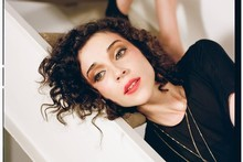 St Vincent aka Annie Clark. Photo / Supplied