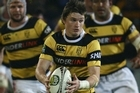 Beauden Barrett of Taranaki is ready to lead the Hurricanes in the opening weekend of Super Rugby. Photo / Getty Images