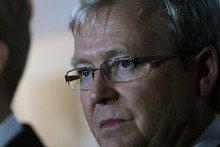 Kevin Rudd - The Devil incarnate or Lazarus? Photo Getty Images