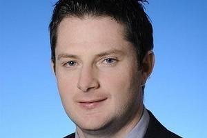 Chris Harwood of Legacy Marketing. Photo / Supplied