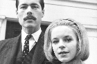 Lord Lucan, formerly Lord Bingham, with his wife Lady Lucan before their separation. Photo / UPP