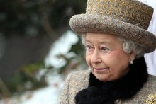 Britain's Queen Elizabeth II. Photo / AP