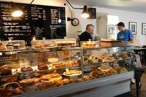 The Luscious Food Store. Photo / Sarah Ivey