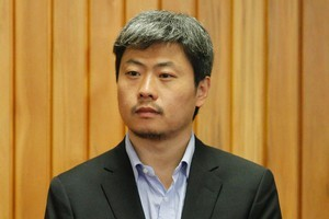 Accidental millionaire Hui Gao. File photo / Christine Cornege