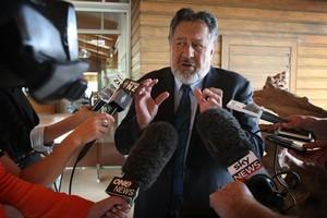 Maori Party co-leader Pita Sharples. Photo / Natalie Slade